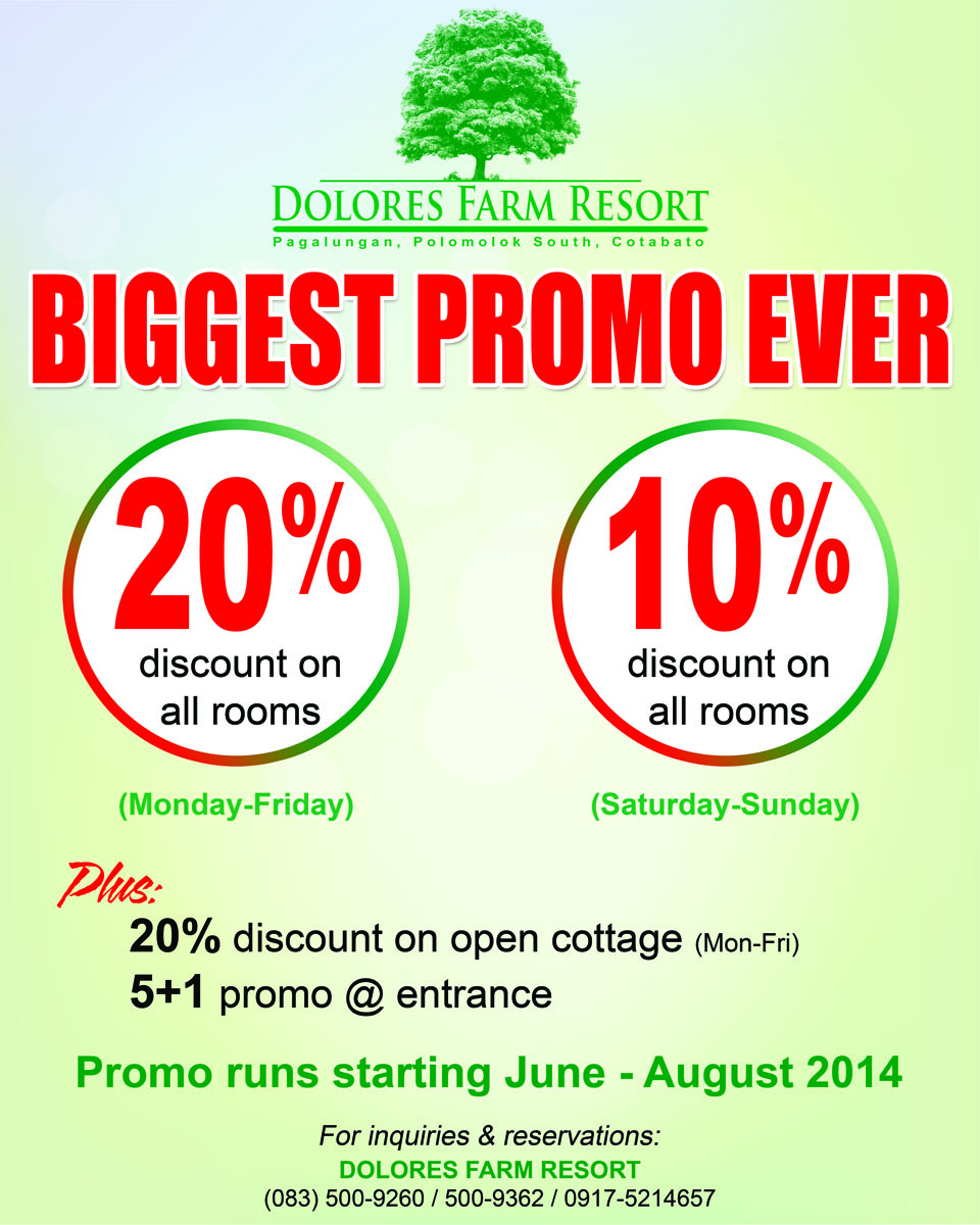 august hotel room rates discounts from dolores farm resort