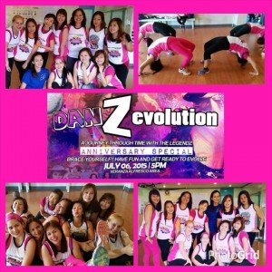The Legendz Dance Evolution