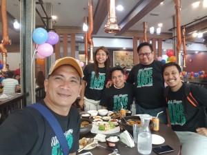 Sox Bloggers at Guigui