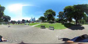 Plaza Heneral Santos - Iglesia ni Cristo