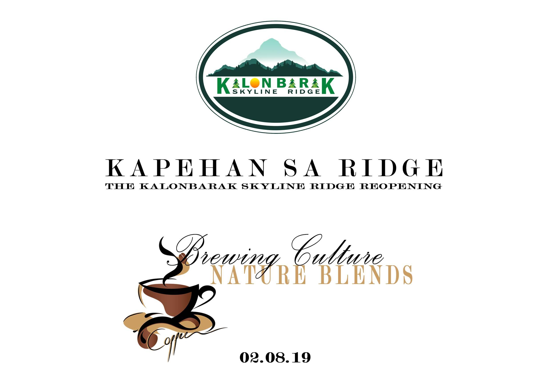 """Kalonbarak Skyline Ridge """"Kapehan"""""""