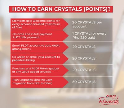 how to earn crystals